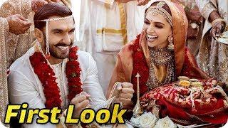 DeepVeer Wedding First Look || Ranveer Singh || Deepika Padukone || Marriage Video