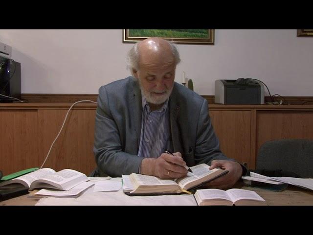 2021.09.08. Iványi Gábor - Bibliaóra - Megbékélés Háza Templom