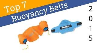 7 Best Buoyancy Belts 2015