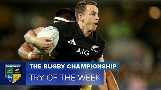 TRY OF THE WEEK: 2018 Rugby Championship Round 2
