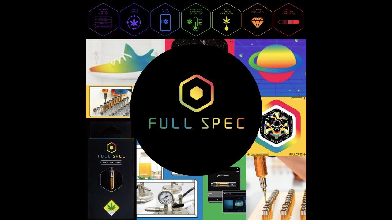 Full Spec | Live Resin Badder