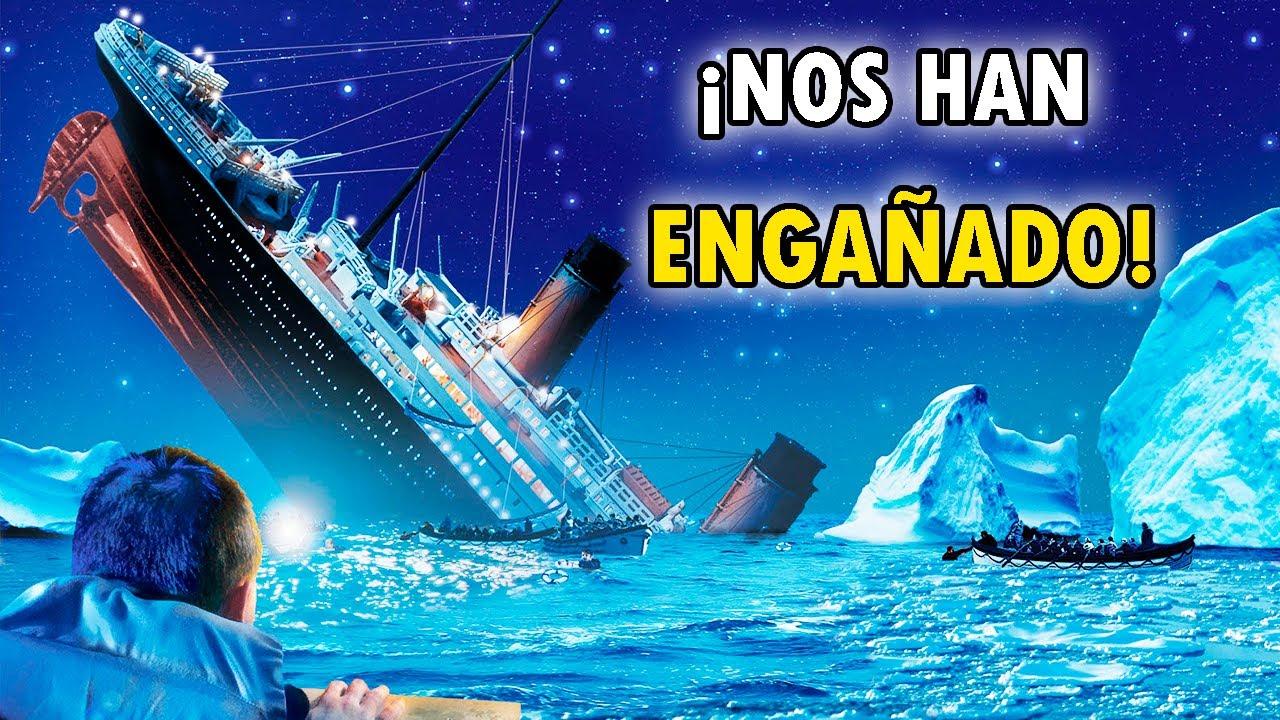 !POR FIN! se Revela la Verdad sobre el TITANIC