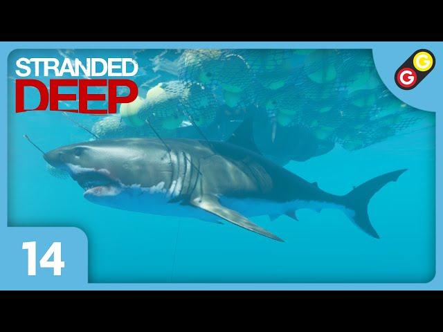 Stranded Deep en multi #14 Gadu & Farha VS Le meg ! [FR]