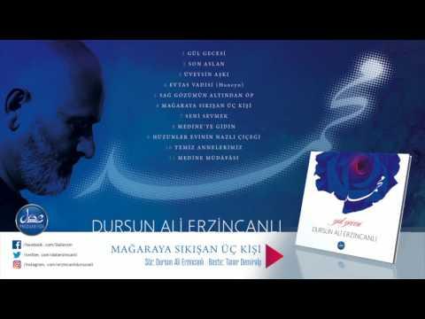 Mağaraya Sığınan Üç Kişi / Dursun Ali Erzincanlı (Gül Gecesi 2017 Official Music)