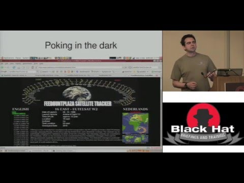Black Hat DC 2009 - Adam Laurie - Satellite Hacking for Fun and Profit