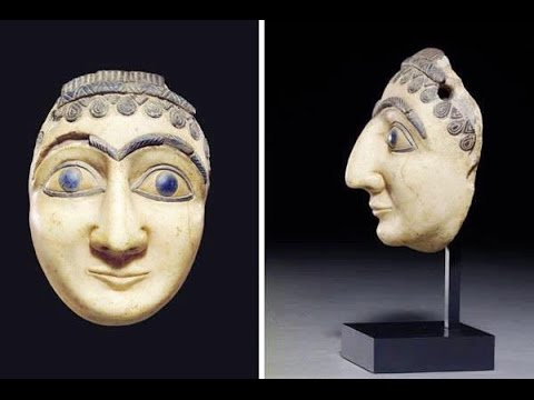 Faces of Ancient Middle East Part 8 (Sumerians)