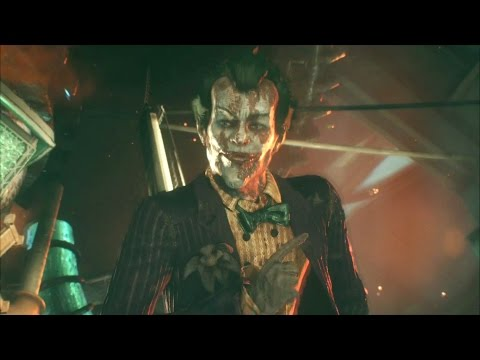 Batman: Arkham Knight - Telling the Truth to James Gordon