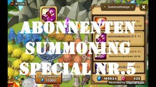 Summoners War: Abonnenten Summoning Special Nr.5 - Deutsch/German (HD)