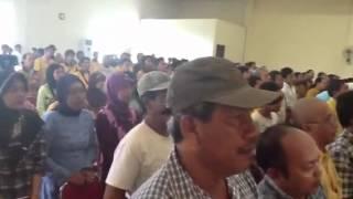 Mars Hanura di Kabupaten Lamongan