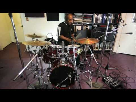 Joel Smith On Drums: Track One