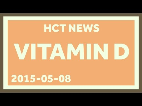 "New Studies ""D""-bunk Benefits of Vitamin D: Healthcare Triage News"