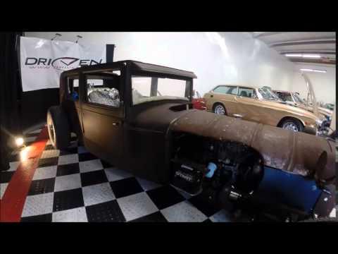 1927 essex super six series 2 rat rod rust bucket for sale