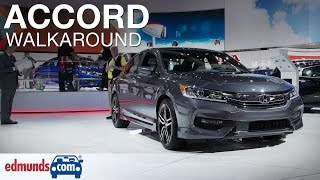 2016 Honda Accord Walkaround