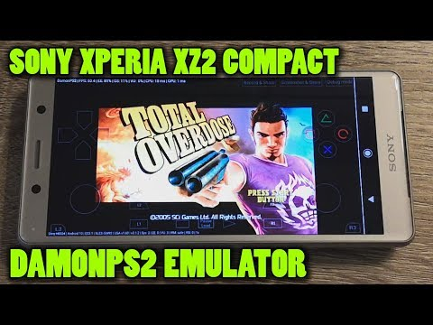 Sony Xperia XZ2 Compact - Total Overdose - DamonPS2 v3.1.2 - Test