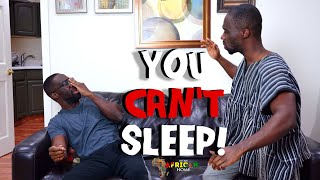 Download Clifford Owusu Comedy - In An African Home: You Can't Sleep‼️🥴 (Clifford Owusu)