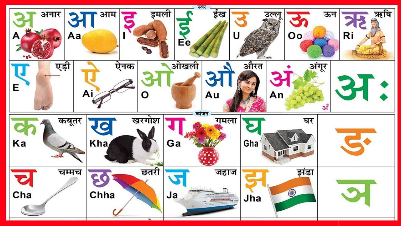 अ से अनार आ से आम,हिन्दीवर्णमाला, अ आ इ ई, क से कबुतर ख से खरगोश,कखग,kkhg,a se anar,part318