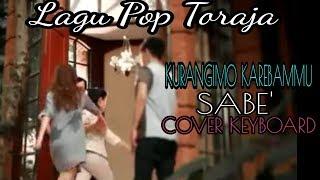 COVER ELECTONE TORAJA (SABE')  - KURANGIMO KAREBAMMU VOC. PDT. AYUB COVER KEYBOARD
