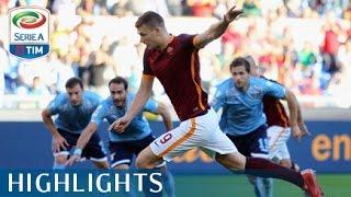 Roma - Lazio 2-0 - Highlights - Matchday 12 - Serie A TIM 2015/16