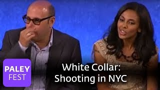 White Collar - Cast on Shooting in NYC (Paley Interview)