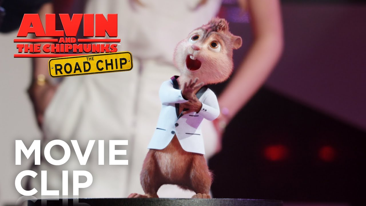 Alvin And The Chipmunks The Road Chip You Are My Home Movie Clip Hd 20th Century Fox Youtube