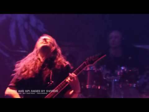 Hail of Bullets - Swoopofthe Falcon+OperationZ+General Winter @ Eindhoven Metal Meeting 2016-dec-16
