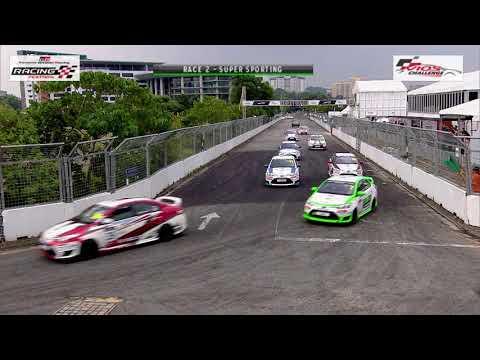 TECHNOLOGY PARK MALAYSIA, BUKIT JALIL - Race 2 - Super Sporting Class