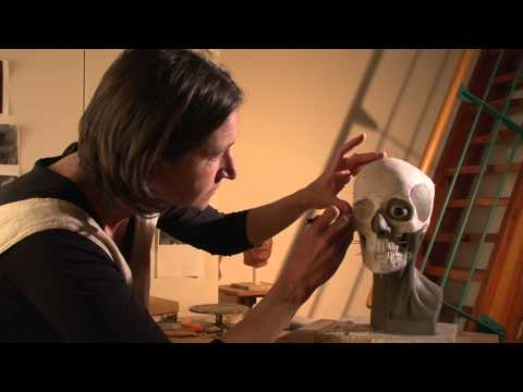 Antropológiai vizsgálatok és arcrekonstrukció