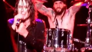 Black Sabbath new song End of the Beginning Live -- New Autopsy -- Zakk Wylde Rehearsal video