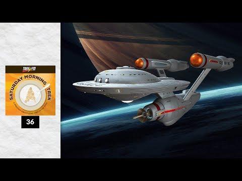 Exploring the S.S. Bonaventure from Star Trek: The Animated Series