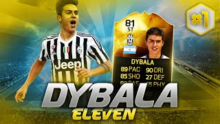 FIFA 16   DYBALA ´S ELEVEN 1   ROAD TO GLORY ARGENTINA   COMENZAMOS NUEVA SERIE !!