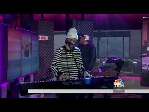 Jack & Jack - Beg (Live on Today Show)