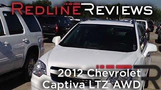 Chevrolet Captiva LTZ 2011 Videos