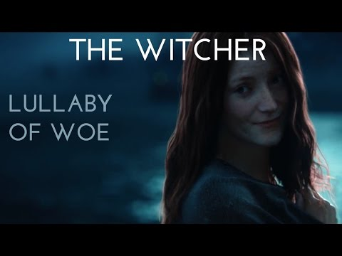 The Witcher 3: Wild Hunt - Lullaby of Woe (with Lyrics)