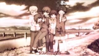 [Vietsub+Kara][Little Busters! ~Refrain~ OP Full] Boys Be Smile - Suzuyu