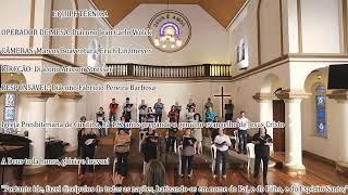 24/11/2020 - Diálogos de Fé nº 170 - Ações de Graças - #live