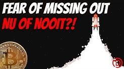 Heb jij last van FOMO | Fear of Missing Out
