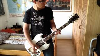 Bad Religion - Land of Endless Greed (Cover by: MrDave)