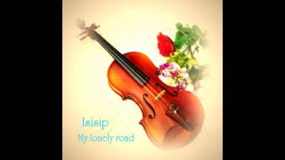 Sad violin music - sad piano music - violin solo instrumental piano duet my lonely road