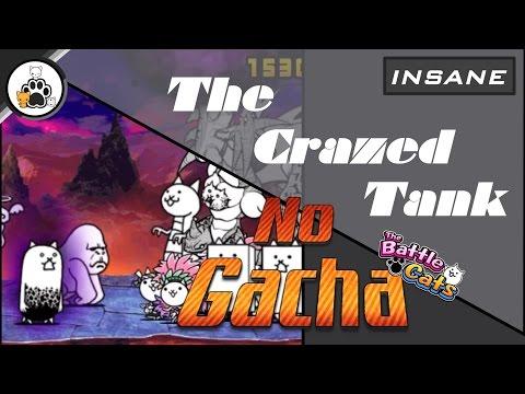 [INSANE] The Crazed Tank ~ Absolute Defense (No Gacha)