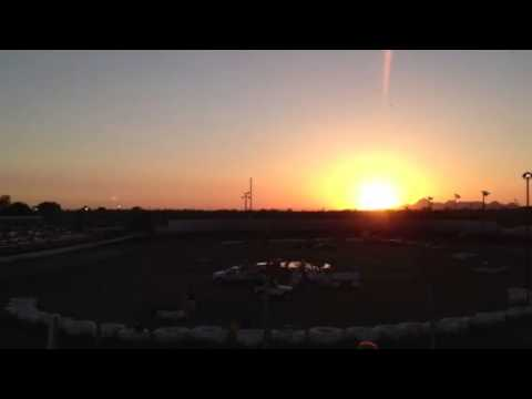 Marysville Raceway Park 4.20.13 Winged Sprints Heat #1