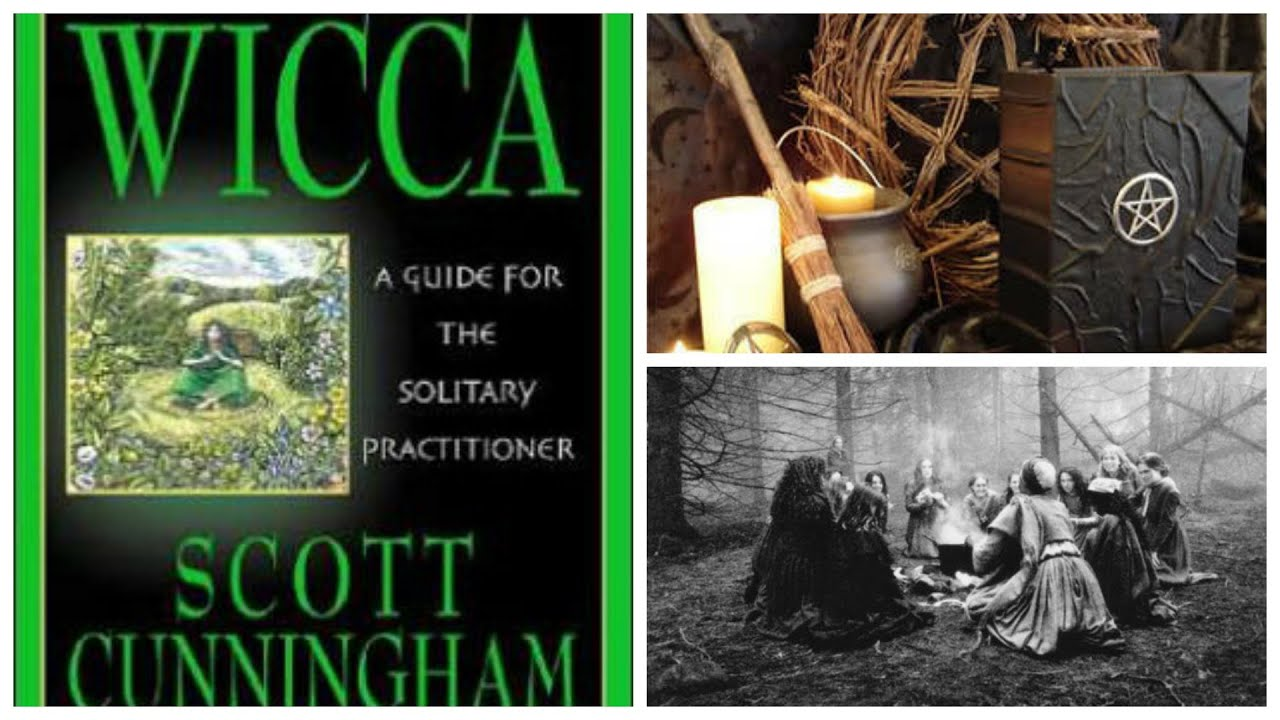 Wicca A Guide for the Solitary Practitioner | Book Review