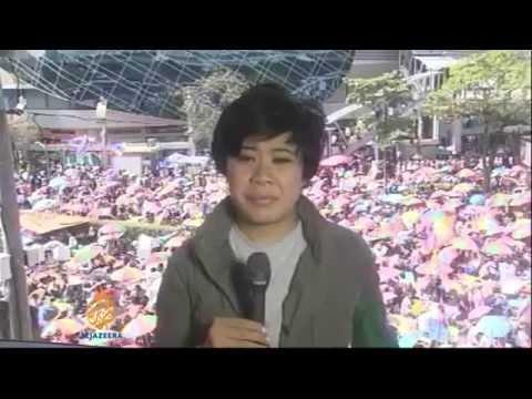 กำนันสุเทพ Thailand Protesters Launch Bangkok 'shutdown'