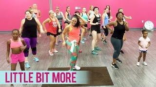 Jidenna - Little Bit More (Dance Fitness with Jessica)