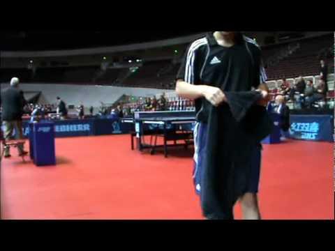 Rodrigo Gilabert German Open 2011