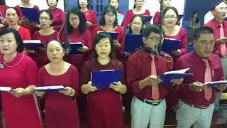 Vạn tuế Chúa là Vua   - Nhập lễ   - Lễ Kitô  Vua 25/11/2017  - Ca đoàn Theresa Giáo Xứ Tân Châu