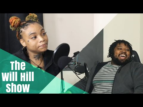 Empress Tionna Talks Fashion, The Police, Tattoos & more on The Will Hill Show