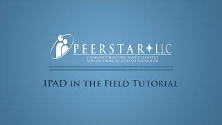 IPAD in the Field Tutorial