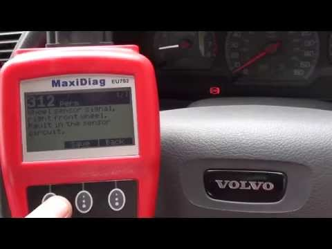 Volvo ABS Light Diagnose, Repair & Remove Warning Light Guide