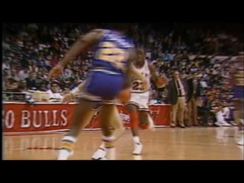 All NBA Second and First Team of the 80's