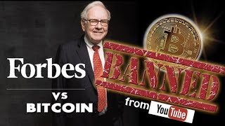 LIVE 🔴Inflation Explained Forbes Bitcoin BTC USD Price 6K August 2018